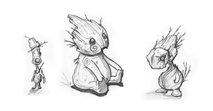 wood_creatures by Camponotus