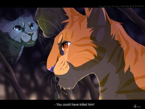 And A Lion You Will Stay... by Mizu-no-Akira