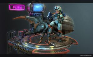 Stand Deviant by jips3d