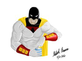 Space Ghost by hidaihazo12