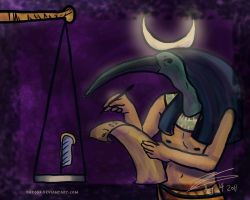 59. Thoth by Hapo57