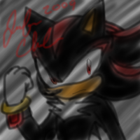 :Shadow the Hedgehog-001 by Jen-C