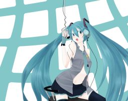 Hatsune Miku - Sing - by moeroknight