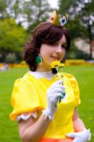 Daisy - Flower Princess by Rayi-kun
