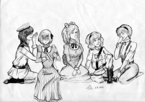 Aph: Gossip by Snomus