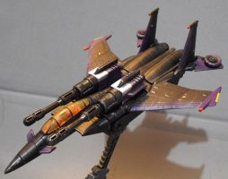 Armada Skywarp Jet by Shinobitron