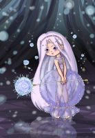 Guardian Cosmos Chibi by thedustyphoenix
