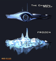 Red Sand: The Charon Relay by E-Pendragon