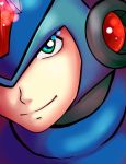 MMX_Close up by Soul-Rokkuman