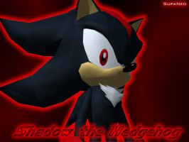 Shadow the Hedgehog by SupaNeo