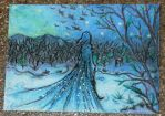 New Year (ACEO) by Keyshe54