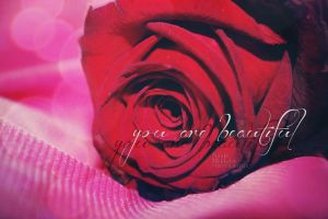 you are beautiful by Najda