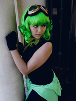 That Girl Is A Monster - Gumi by Viryn