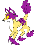 Fakemon: Thylafiend by Cyclone62