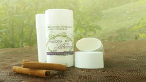 All Natural Deodorant by Written-Word-Write