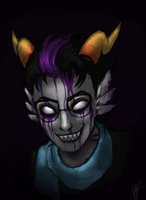 Dead Eridan by MelvisMD