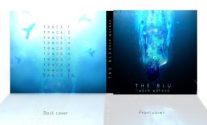 The Blu (CD Cover mock up) by LouisDyer