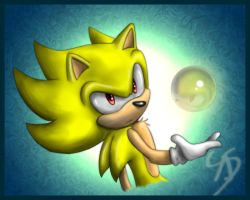 Super Sonic by AbsoluteDream