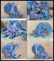 Leundra Sculpture by TheKiromancer