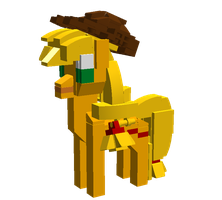 Lego Apple Jack by WhovianBron3