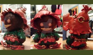 Skull Kid Munny by MeowMowRaa