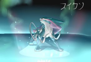 Suicune by celestial080