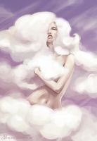 In clouds by Meggie-M