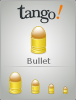 Bullet Tango Icon by Jaanos