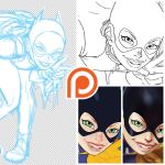 Barbara Gordon - preview by theCHAMBA