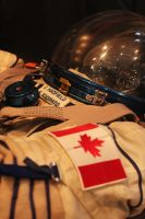Chris Hadfield Spacesuit by PhilsPictures