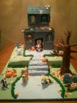 Halloween Cake Contest by Ashlee41988