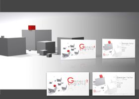 General Logistic business card by gajdoslevente