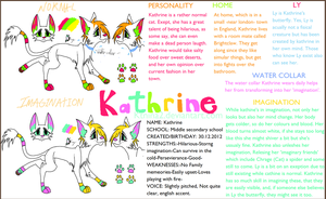 Meet Kathrine - UPDATED by Arkare