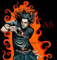 I love AFI by Drawingremy