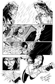 Superman 708 Page 18 by julioferreira