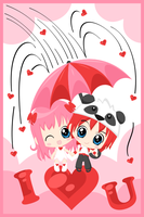 under the hearts rain by Cheila