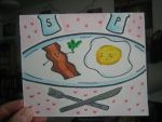 Valentine's Day Card by ChibiCelina