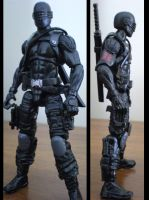 snake eyes 3.75 by future-trunks