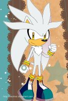 Sonic Postcard - Silver by destinal