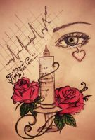 Fight for love by tattoo-love-forever