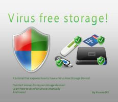 Virus Free Storage by Picassa243