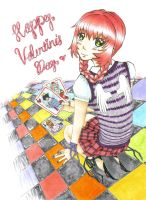 Happy Valentine's Day 2010 by OOrenji