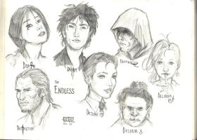 Faces 3: The Endless by Tonygenio