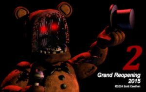 Faceless withered freddy by Doctorlysum