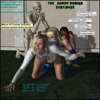 The Super Human Centipede by LordSnot