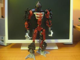 Bionicle MOC:Makuta Teridax(my storyline version) by TheAxelandx1