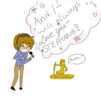 PewDie loves Stephano by Yoko95