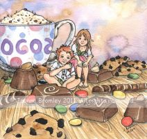 Cocoa Joy by JoannaBromley