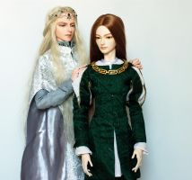 The elven blessing by vivianne-undo