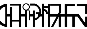 Alphabet I'm Working on For the English Language by kompatibility-king